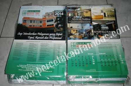 Kalender Dinding RSRI