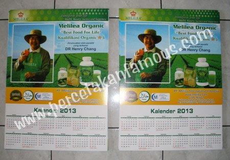 Kalender Poster Melilea